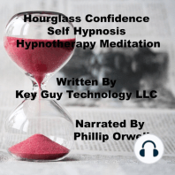 Hourglass Confidence Self Hypnosis Hypnotherapy Meditation