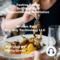 Festive Eating Self Hypnosis Hypnotherapy Meditation
