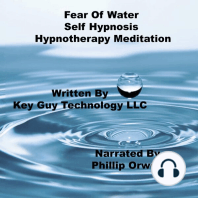 Fear Of Water Self Hypnosis Hypnotherapy Meditation