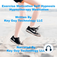 Exercise Motivation Self Hypnosis Hypnotherapy Meditation