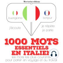 1000 mots essentiels en italien