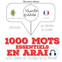 1000 mots essentiels en arabe
