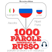 1000 parole essenziali in Russo
