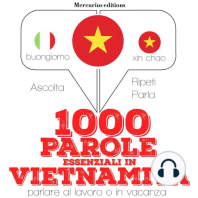 1000 parole essenziali in Vietnamita
