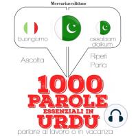 1000 parole essenziali in Urdu