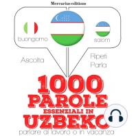 1000 parole essenziali in Uzbeko