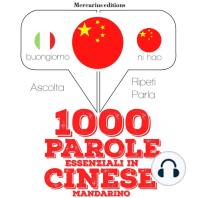 1000 parole essenziali in Cinese Mandarino