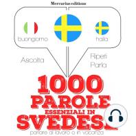 1000 parole essenziali in Svedese