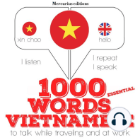 1000 essential words in Vietnamese