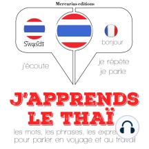 J'apprends le thaï