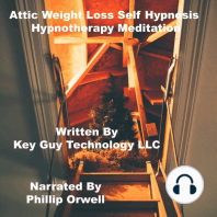 Attitude Weight Loss Self Hypnosis Hypnotherapy Meditation