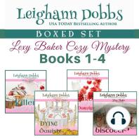 Lexy Baker Cozy Mystery Series Boxed Set Vol 1
