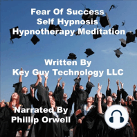 Fear Of Success Self Hypnosis Hypnotherapy Meditation