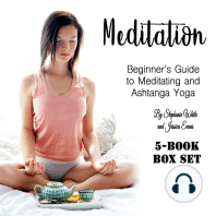 Meditation: Beginner's Guide to Meditating and Ashtanga Yoga