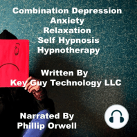 Combination Relaxation Self Hypnosis Hypnotherapy Meditation