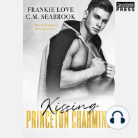 Kissing Princeton Charming