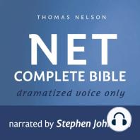 Audio Bible - New English Translation, NET