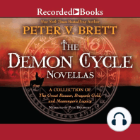 The Demon Cycle Novellas