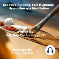 Creative Painting Self Hypnosis Hypnotherapy Meditation
