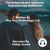Facial Sunset Self Hypnosis Hypnotherapy Meditation