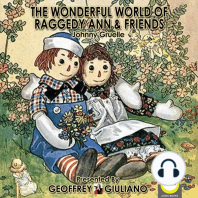 The Wonderful World Of Raggedy Ann & Friends