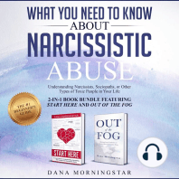 What You Need to Know About Narcissistic Abuse: 2-in 1 Book Bundle Featuring Start Here and Out of the Fog: Understanding Narcissists, Sociopaths, or Other Types of Toxic People in Your Life
