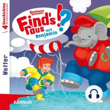 Benjamin Blümchen - Find's raus mit Benjamin - Folge 2: Wetter