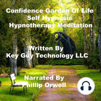 Confidence Of Garden Self Hypnosis Hypnotherapy Meditation