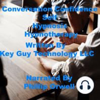 Conversation Confidence Self Hypnosis Hypnotherapy Meditation