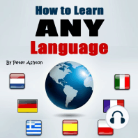 How to Learn Any Language