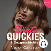 Dirty Quickies. 7 Sexgeschichten