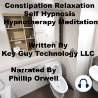 Constipation Relaxation Self Hypnosis Hypnotherapy Meditation