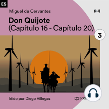 Don Quijote 3: Capítulo 16 - Capítulo 20