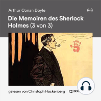 Die Memoiren des Sherlock Holmes (3 von 3)