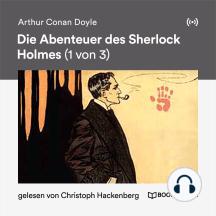 Die Abenteuer des Sherlock Holmes (1 von 3)