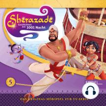 Folge 5: Sindbad / Sindbads Entschuldigung (Das Original-Hörspiel zur TV-Serie)