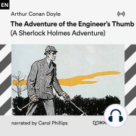 The Adventure of the Engineer's Thumb: A Sherlock Holmes Adventure