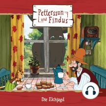 Folge 4: Die Elchjagd + drei Geschichten (Das Original-Hörspiel zur TV-Serie)