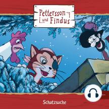Folge 6: Schatzsuche + drei Geschichten (Das Original-Hörspiel zur TV-Serie)