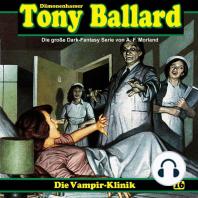Tony Ballard, Folge 16