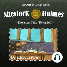 Sherlock Holmes, Die alten Fälle (Reloaded), Fall 33: Der schwarze Peter
