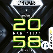 Manhattan 2058, Sammelband: Folgen 1-6