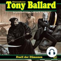 Tony Ballard, Folge 19