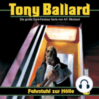 Tony Ballard, Folge 4