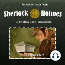 Sherlock Holmes, Die alten Fälle (Reloaded), Fall 43: Die Pappschachtel