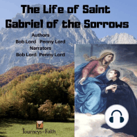 The Life of Saint Gabriel of the Sorrows