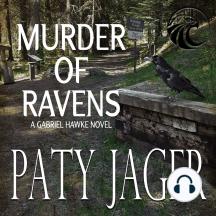 Murder of Ravens: Gabriel Hawke Novel: A Gabriel Hawke Novel