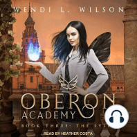 Oberon Academy Book Three