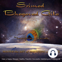 The Srimad Bhagavad Gita in English: retold and read for you by Tavamithram Sarvada