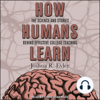 How Humans Learn